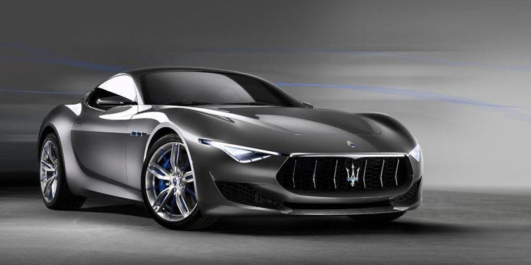 Maserati fabricará solo coches eléctricos