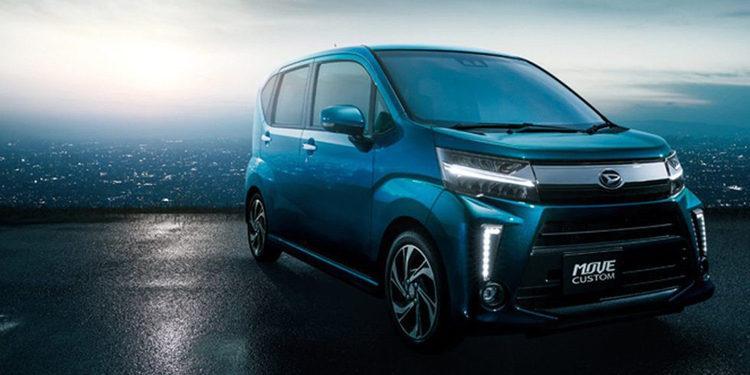 Daihatsu lanza el nuevo Move 2018
