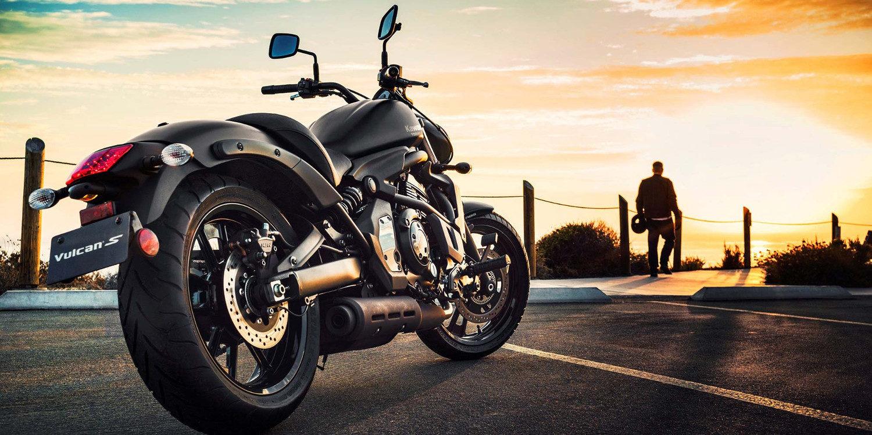 Descubre la nueva Kawasaki Vulcan S