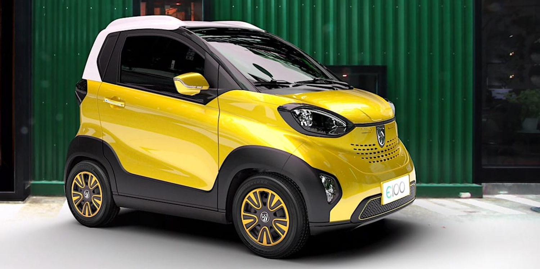 El Baojun E100 2017, el rival del Smart