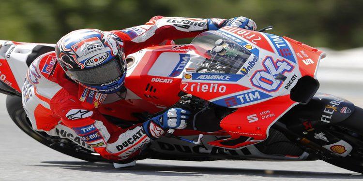 "Andrea Dovizioso: ""Creo que podemos ser competitivos desde el principio"""