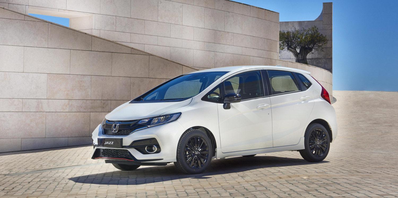 Honda presentará una versión especial del Jazz 2018 para Europa