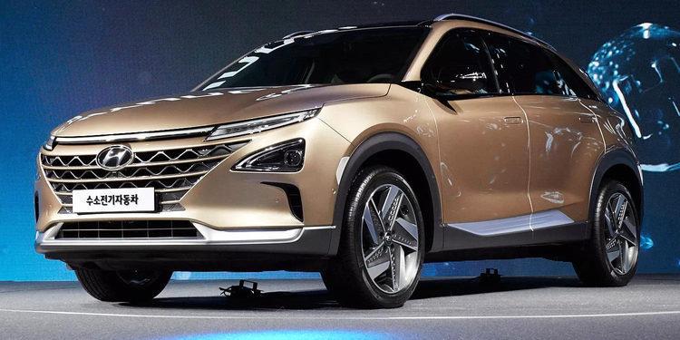 Hyundai prepara el lanzamiento del Next Generation FCEV