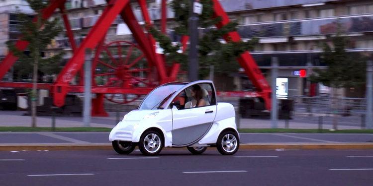 Conoce al Sero Electric, el primer coche eléctrico argentino