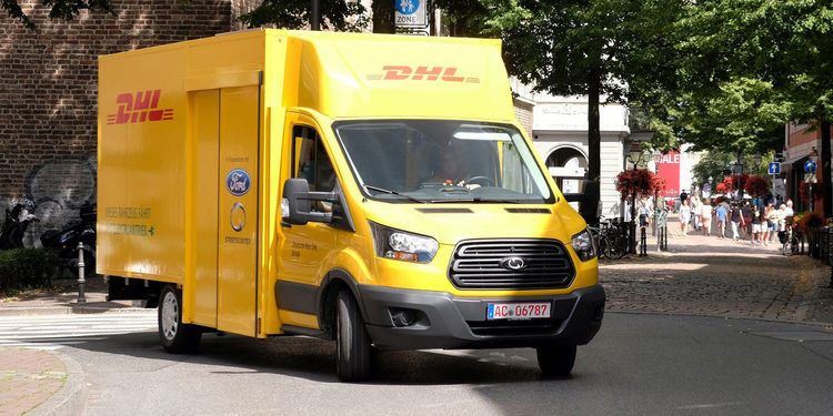 Ford y DHL crean el StreetScooter Work XL