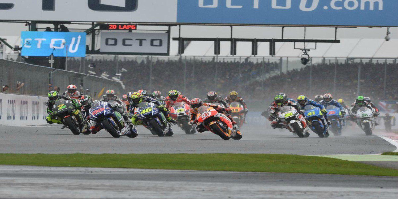 Horarios del Gran Premio de Gran Bretaña