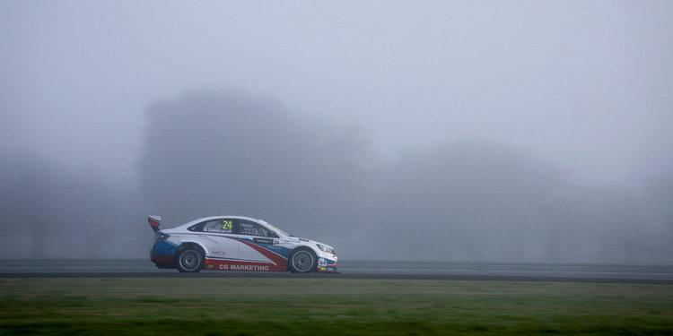 """Kevin Gleason: """"RC Motorsport tiene el ritmo para ganar carreras"""""""