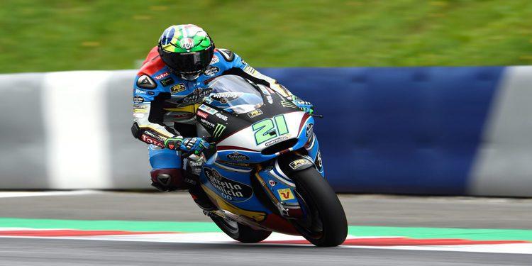 """Franco Morbidelli: """"Volver a ganar en Austria nos hace llegar a Silverstone con bastante confianza"""""""
