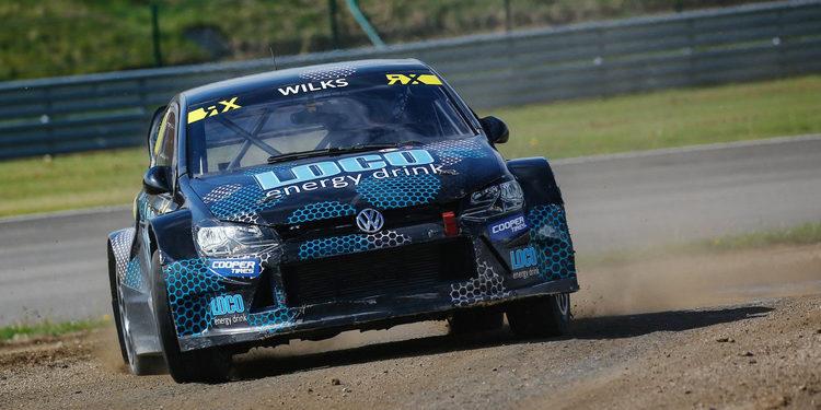 Guy Wilks abandona el Mundial de Rallycross en favor del hermano de Colin McRae