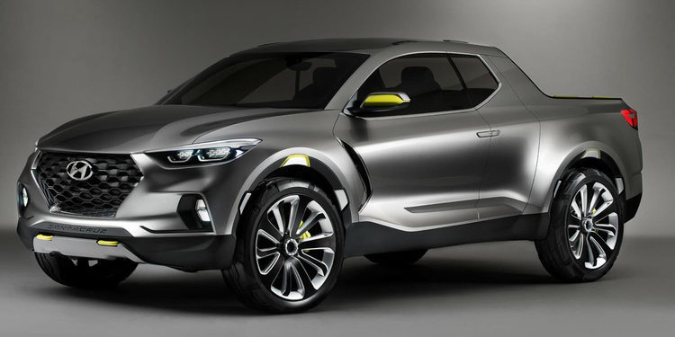 En 2019 Hyundai tendrá su propia pick-up