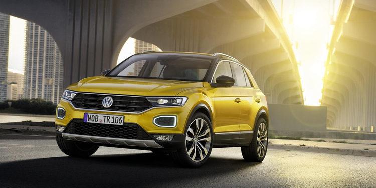 El Volkswagen T-Roc ya es oficial