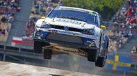Lohéac y el posible campeón de Europa de rallycross