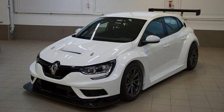 El Renault Mégane será desarrollado para estar en las TCR Series