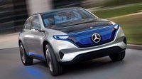 Mercedes-Benz confirmó el EQ A para Frankfurt