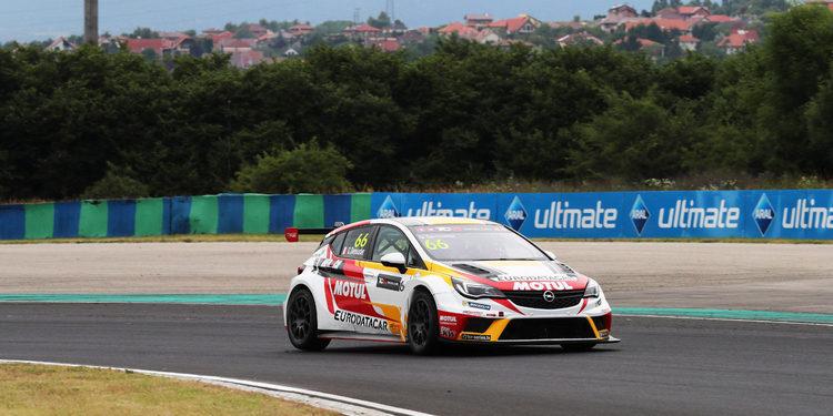 Cambio de piloto para DG Sport Compétition en Buriram, Tailandia