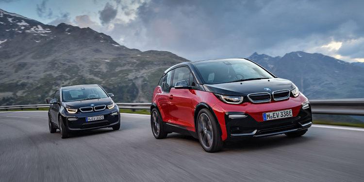 Nuevo BMW i3 2018