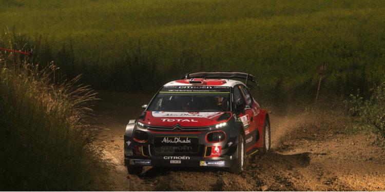Citroën arriesga en desarrollo del C3 WRC 2018