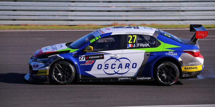 """John Filippi: """"El coche es bueno y quiero demostrar lo que valgo"""""""