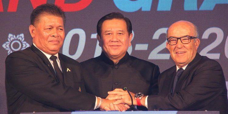 Tailandia estará en el Mundial de Motociclismo hasta 2020
