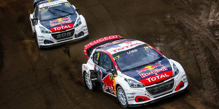 """Sébastien Loeb: """"Espero estar en lo más alto del podio esta vez"""""""