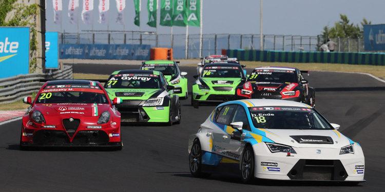 Resultado de la Clasificación de las TCR International Series en Buriram, Tailandia 2017
