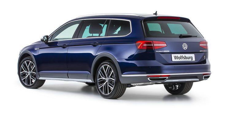 Nuevo Volkswagen Passat All Track Wolfsburg Edition