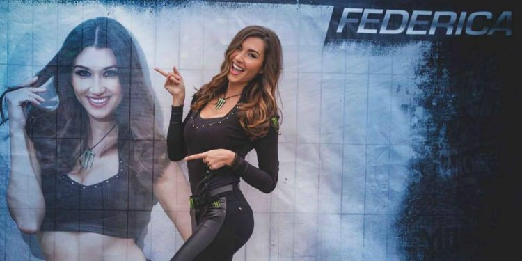 Entrevistamos a la Monster Girl Federica Bizzi