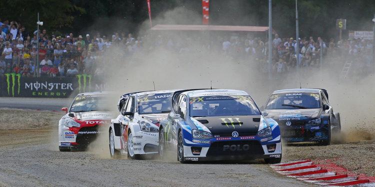 Resultados de las Semifinales y Final del Mundial de Rallycross en Lohéac, Francia 2017