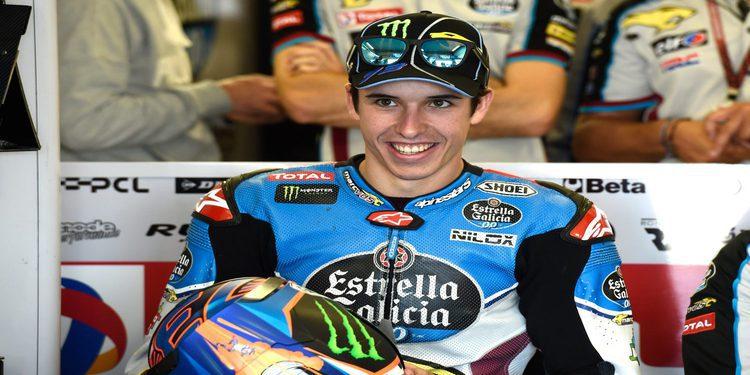 """Álex Márquez: """"Ahora solo tengo tratar de ganar todas las carreras que pueda"""""""
