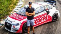 Nico Müller volverá a estar con EKS en Letonia