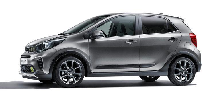 Nuevo Kia Picanto X-Line con aires de SUV