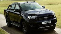Ford Ranger Black Edition en edición limitada