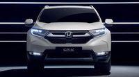 Nuevo Honda CR-V Hybrid Prototipe