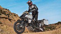 Ducati llegará con la Multistrada 1200 Enduro Pro 2018