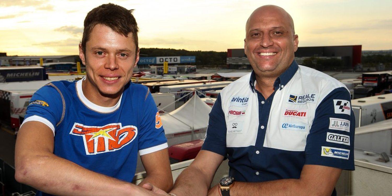 Tito Rabat ficha por el Reale Avintia Racing