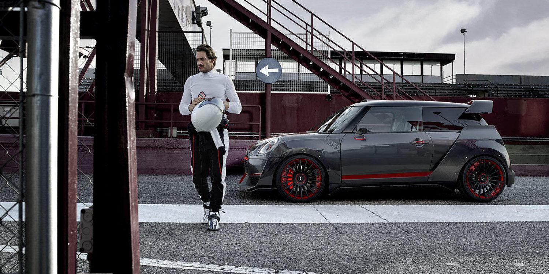 El nuevo Mini John Cooper Works GP Concept nacido para la competición