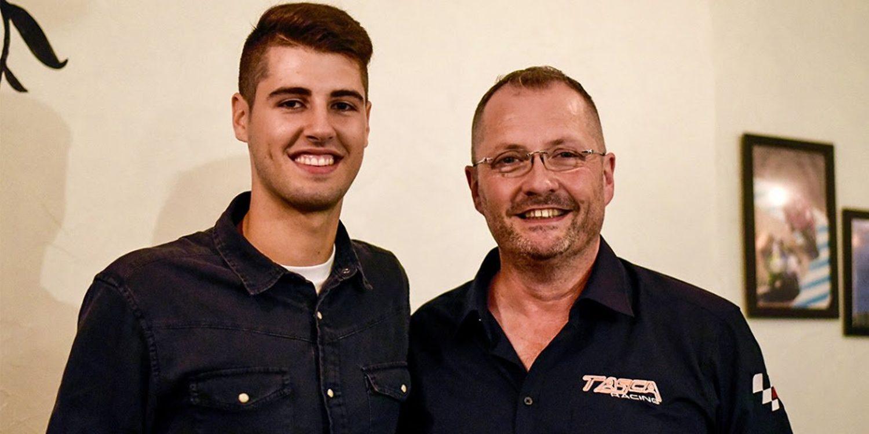 Federico Fuligni ficha por Tasca Racing de cara a 2018