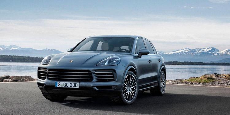 Porsche presenta el nuevo Cayenne 2018