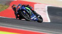 """Maverick Viñales: """"La moto funciona bien de cara a la carrera"""""""
