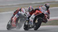 """Andrea Dovizioso: """"No era el día de arriesgar"""""""
