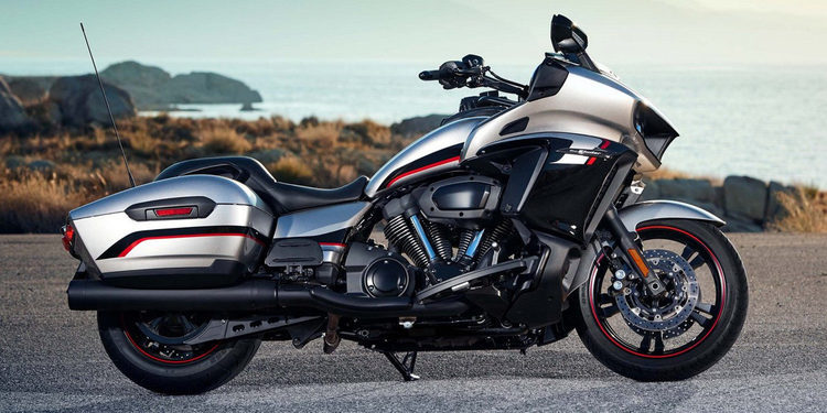 Yamaha lanzó la novedosa Star Eluder 2018