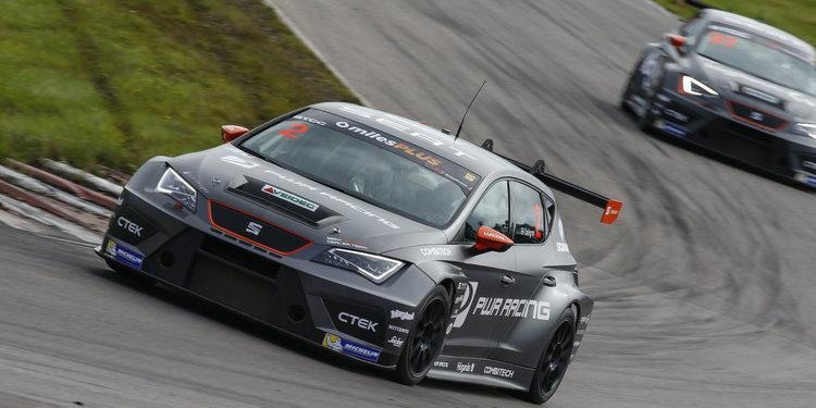 Robert Dahlgren ya es campeón de las TCR Escandinavia 2017