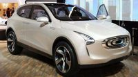 Thunder Power presentó su nuevo SUV en Frankfurt