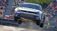Anton Marklund es Campeón del Europeo de Rallycross 2017