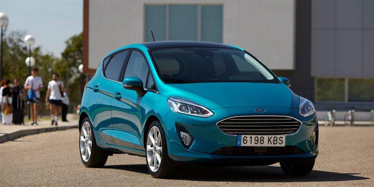 El nuevo Ford Fiesta ya está a la venta en España
