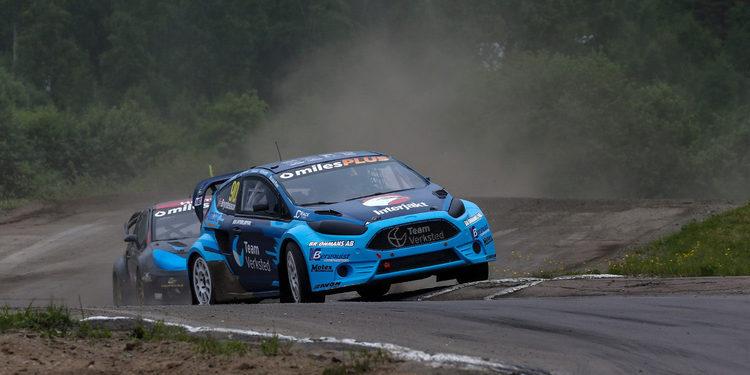 Previa y horarios del RallyX Nordic en Strängnäs, Suecia, 2017