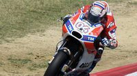 "Andrea Dovizioso: ""Buscaré el podio este fin de semana"""