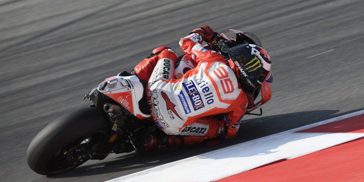 """Jorge Lorenzo: """" Será importante ser rápido desde el viernes"""""""