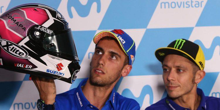 Valentino Rossi protagoniza la Rueda de Prensa