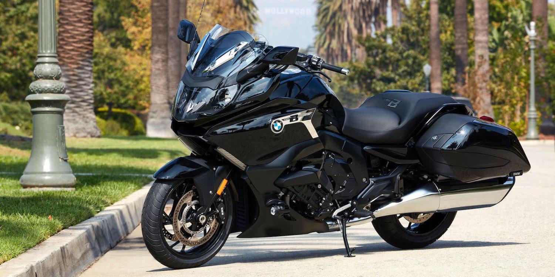 Nueva BMW K1600B
